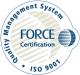 ISO9001 certifikat